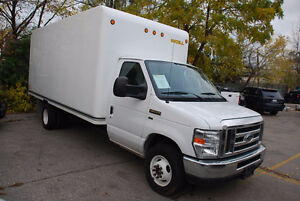 2012 Ford Other E-450 Box Truck Other