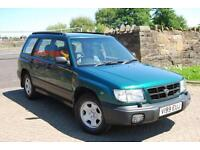 Subaru Forester 2.0 GLS 5 Door 5 speed