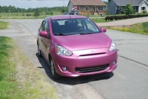 2014 Mitsubishi Mirage SE Sedan - single owner, excellent cond.