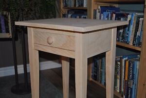Shaker Style Bedside Tables