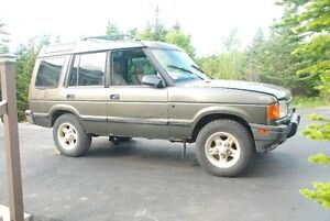 1994 Land Rover Discovery SUV, Crossover St. John's Newfoundland image 1