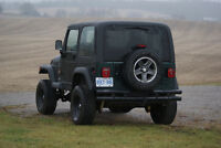 1997 Jeep TJ Coupe