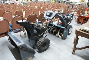 3 USED SNOWBLOWERS FOR SALE STARTING AT $250.OO