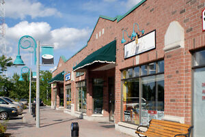 Unit available for Lease in Village Green Plaza, Kanata!