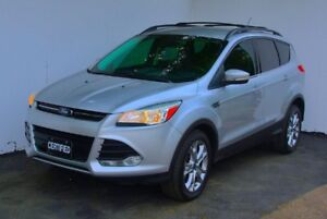 2013 Ford Escape SEL Ecoboost Leather seat Nav pwr left up gate