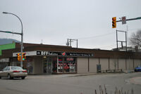 Commercial 4 Unit Building in the Center of Williams Lake
