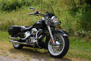 Harley Softail Deluxe