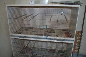 Finch flight cage for Sale $50 each