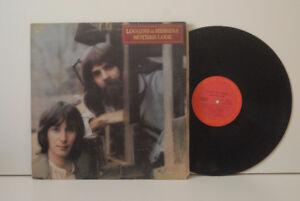 1974 VINYL RECORD - Loggins & Messina - Mother Lode