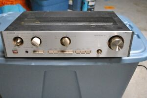 Amplificateur audio Luxman