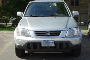 2001 Honda CR-V SUV, Crossover Kitchener / Waterloo Kitchener Area image 1