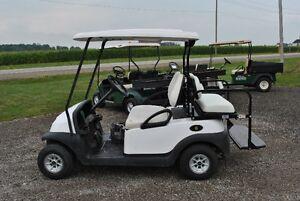 2010 Club Car Electric Golf Cart