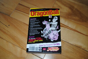Dragonball Comics Vol 1-3