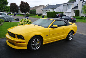 2006 Ford Mustang GT Cabriolet(convertible)