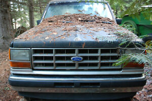 1989 Ford Bronco II XLT
