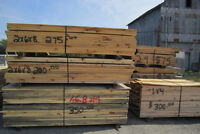 CHISHOLM LUMBER - Seconds/Outs Lumber. Heavily Discounted