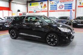 2014 14 CITROEN DS3 1.6 E-HDI AIRDREAM DSPORT PLUS 3D 111 BHP DIESEL