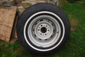 G.M. Truck Rally Rims 6 Bolt 15 x 8