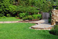 Need sod? Hydroseed for less than sod installation! Landscape