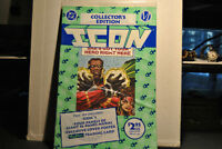 1993 DC ICON #1 Factory Bagged Comic Book