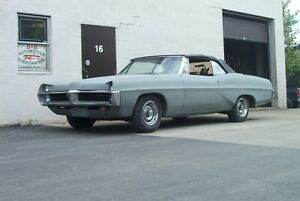 1967 Pontiac convertible parts
