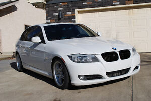 2009 BMW 335i 6 Speed Manual Sport Package