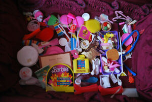 Barbie accessories , vintage