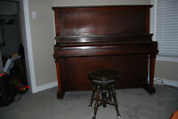 Upright Piano Free - Ennis and Co.