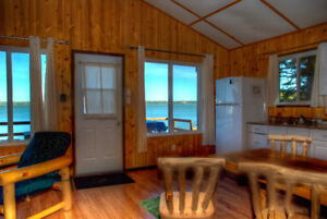 Next availability August 11-18 in lakefront cabin!