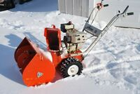 "Ariens 24"" SnowBlower. 2 Stage auger.like simplicity toro"