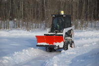 SNOW REMOVAL (Commercial clearing, parking lot sanding, etc. )