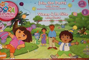 Viens a la fête avec Dora