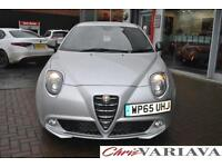 2016 Alfa Romeo Mito TWINAIR COLLEZIONE ** SPECIAL EDITION WITH BOSE + NAV ** Pe