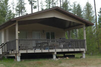 Cabin for sale without land