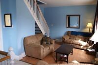Wortley heritage home 2 levels, 2bdrms+Large loft