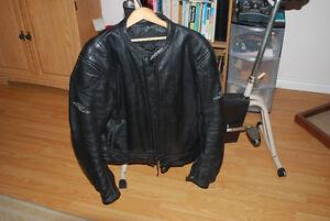 Men's AGVSport Leather Jacket size 58