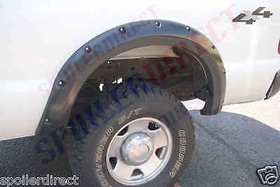 1999-2007 Ford F-250 Super Duty Pocket Rivet Bolt Style Fender Flares F350  for sale  Arlington
