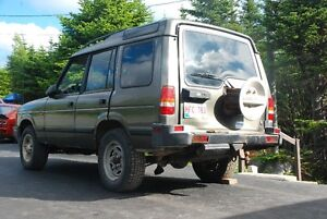 1994 Land Rover Discovery SUV, Crossover St. John's Newfoundland image 3