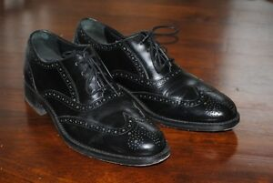 Men's Black Cole Haan Dress Shoes - Size 7M