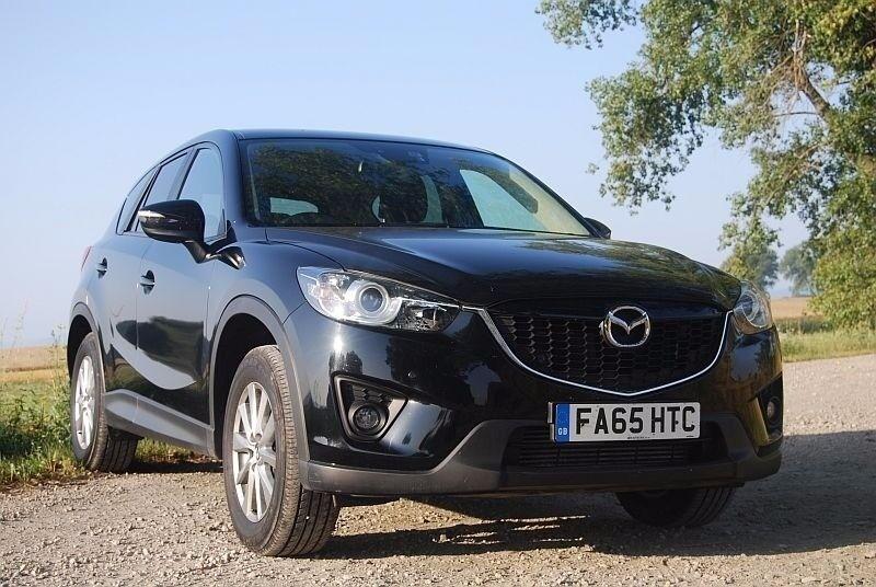 2016 Mazda CX-5 2.2D SE-L SAT NAVI