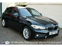 2017 17 BMW 1 SERIES 116D EDITION PLUS 5 DOOR 6-SPEED 114 BHP DIESEL