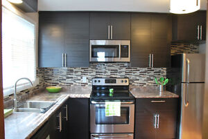 BRAND NEW KITCHEN!  IN SUITE LAUNDRY! SOUTH EDMONTON
