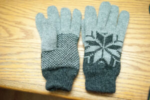 Women's Wool Gloves