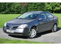 2003 Nissan Primera 1.8 S -Isofix-CD Player-Climate Control