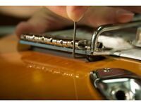 Affordable guitar tech for small jobs based in Kentish Town. Ask for prices.