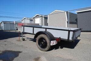 7x5 utility trailer