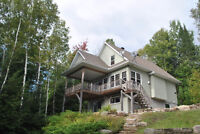 Beautiful home, private lot and mountain views! Laurentides Québec Preview