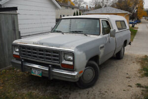 1985 Dodge Other Pickup Truck