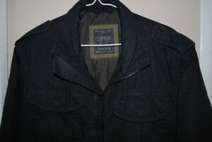 Mens Esprit black jacket size L (large)