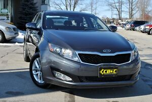 2011 ONE OWNER KIA OPTIMA LX - HEATED SEATS - $9,999 + HST